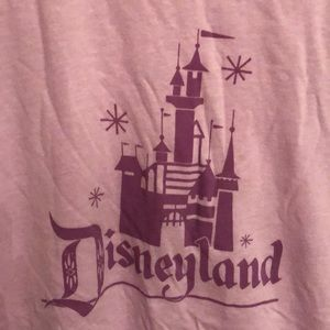 Disney imagineer exclusive lavender tee